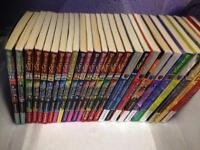 Beast quest books - part of series 7/8/9/12 + 8 special addition