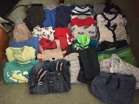Boys 9-12 month clothes