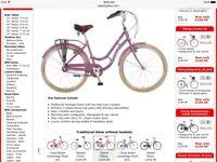 Ladies town bike - Tiffany by Dawes