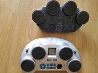 Yamaha drum electronic drum pads - circuit bent