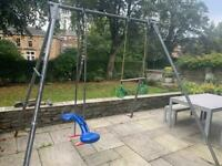 FREE - Children's outdoor swing