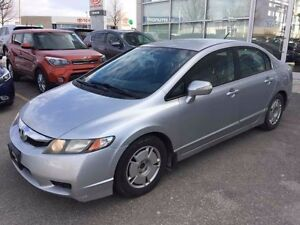 2009 Honda Civic HYBRID - SAFETY & E-TESTED