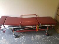 Stretcher ambulance FERNO / FALCON Emergency Located Glasgow - 2 available Collection Only
