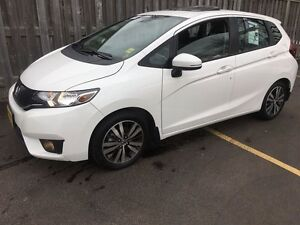 2016 Honda Fit EX-L, Navigation, Leather, Heated Seats, Camera