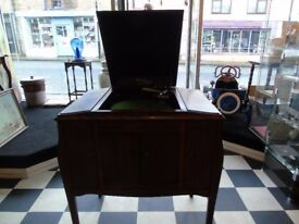 hmv victoria gramophone