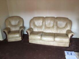 Sofa 3 + 1 (Florence collection) £50!!