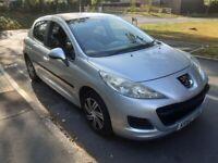 Peugeot, 207, Hatchback, 2011, Manual, 1360 (cc), 5 doors