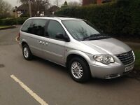 Chrysler Voyager LX 2.8 CRD Diesel Automatic 7 Seater - ONLY 97000 miles