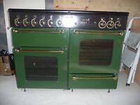Gas 110 range cooker