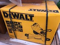 Dewalt DWS 774 216mm Mitre Saw - brand new in box