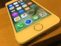 iPhone 5S - 16GB - White and Gold - Unlocked