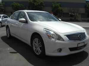 2010 Infiniti G37X Sport *Navigation / Sunroof / Leather* London Ontario image 5