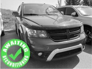 2016 Dodge Journey Crossroad 7-Pass| Sun| Nav| DVD| Heat Seat/Wh