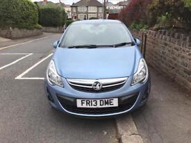 2013 Vauxhall Corsa, 1.3 Diesel, Service History, 2 Keys, New MOT