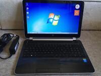 Amazing HP Laptop-750 HDD-intel Core i5 processor-5 gb RAM