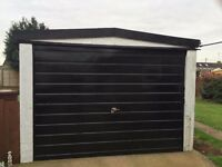 FREE TO A GOOD HOME -- Complete Sectional Garage