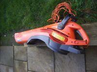 Flymo 2700w turbo Leaf Blower/Vac