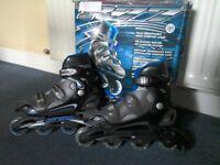 R77 in line skates size 10 unused gift.
