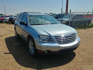 2005 Chrysler Pacifica Touring 3.5L AWD Leather DvD Inspected W/