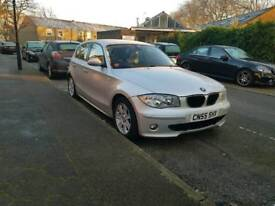 BMW 1 SERIES 116I 1.6L MANUAL