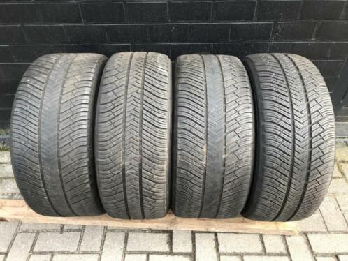 Porsche Macan 20inch Michelin NO winterbanden set (5-7 MM)