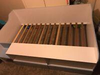 Toddler bed frame for sale!! Must go asap