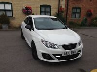 seat ibiza 1.4 tsi fr,cheapest on net (dsg gearbox) not golf,polo ,gti a3