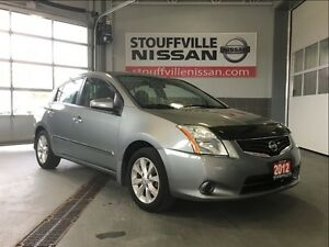 Nissan Sentra 2.0 s  nissan certified rates from 1.9% 2012