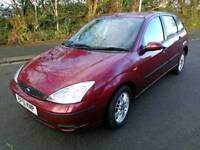 Ford Focus LX 1.6 Petrol (12 months MOT)