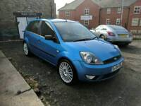 2004 FORD FIESTA FLAME 1.2 10 MOT, FSH, 2009 FRONT LIGHTS ALLOY NEW UPGRADED INTERIOR