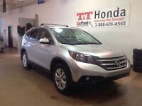 2013 Honda CR-V Touring Local Vehicle, No Accidents, Remote