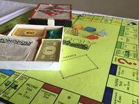Game of monopoly 1950s original