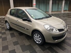 LHD RENAULT CLIO AUTOMATIC, FRENCH REG, IN VERY GOOD CONDITION