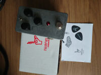 Fairfield Circuitry Barbershop Overdrive Pedal