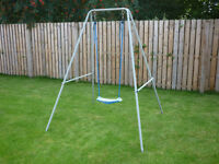 Child's Dual Height Garden Swing for up to 12 year old