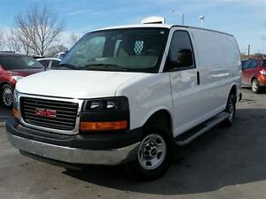 2015 GMC Savana 2500 CARGO VAN-C/W PARTITION-PW,PL,CC