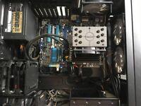 Intel Core i7-2600K & beQuiet Dark Rock Pro CPU Cooler