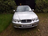 Rover 45 1.8 Petrol