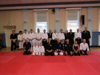 New Martial arts class for beginners first lesson free North Durham Academy Stanley