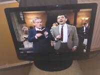 22' technika Tv with DVD player