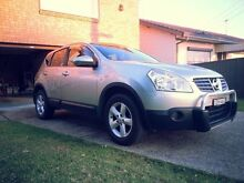 2008 Nissan Dualis 4x4 Wagon ST Auto Liverpool Liverpool Area Preview