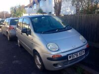 Daewoo Matiz SE Plus 2000 manual petrol for sale