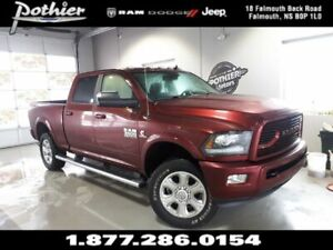 2018 Ram 3500 Laramie | DIESEL | LEATHER | PARK ASSIST |