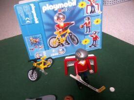 Playmobil Multisport boy
