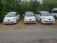 Toyota Estima Hybrid Fresh import choice of 6