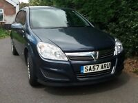Astra CDTI Life 1.3, 2007(57), 100000mi, FSH, MOT Mar18, Diesel 6 sp manual, 4 airbags, AC, CD