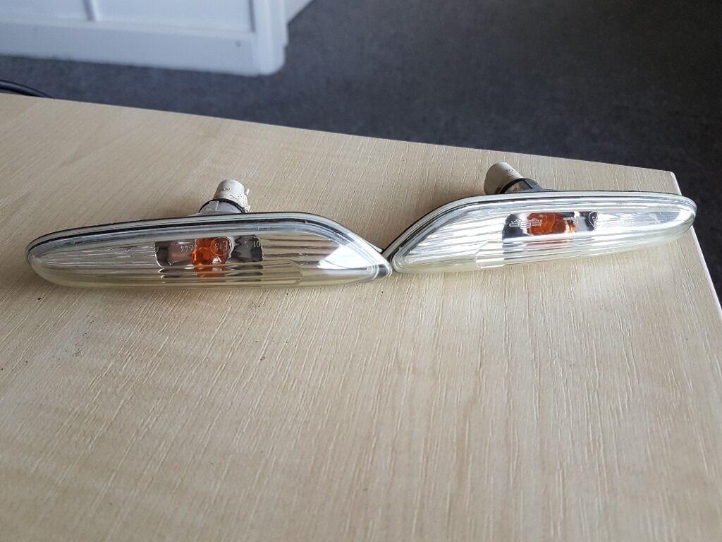 Original BMW E60 E61 side Indicator lamps 7165741 (right and left)