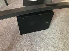 samsung soundbar curved