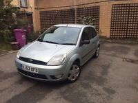 Good condition Ford Fiesta
