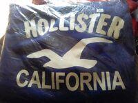 HOLLISTER CALIFORNIA HOODIE JUMPER